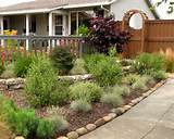 garden border ideas photos native garden design