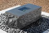 Unique Home Fountain Ideas One of 2 total Photographs Unique Granite ...
