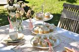 the vintage garden tea party asian wedding ideas summer setting