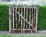 10 easy pieces garden gates on gardenista