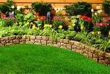 all you need to know about flower bed edging gardening clan