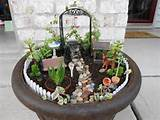 mini garden fairy garden ideas mini gardens pinterest
