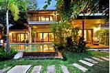 baan jasmine villa m langer la villa de luxe avec belle nature