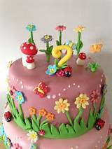 Fairy Garden Cake Ideas | CDxND.com - Home Design in Pictures