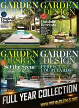 garden design magazine free download landscaping ideas