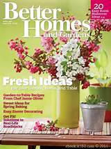 Better Homes and Gardens Magazine Subscription | Readerz.com