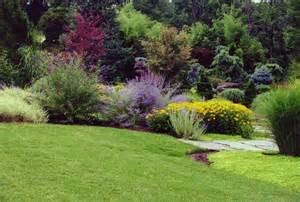 backyard flower gardens gardens landscape pinterest