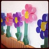 Preschool Flower craft | Kids Crafts | Pinterest