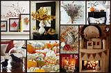 Pinterest: Easy Fall Decorating Ideas