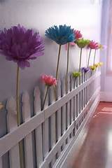 ... girl nursery floral fence nursery baby room ideas baby room baby girl