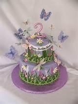 butterfly garden girls cake ideas pinterest