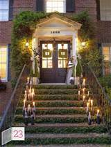 ... your exterior for the holidays? Share your decorating ideas with us