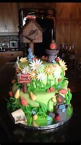 Flower garden cake | Cakes | Pinterest