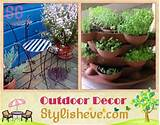 small spaces home garden ideas