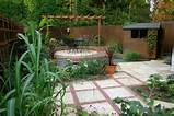 garden country garden contemporary cottage garden casual new garden