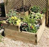 grow your own planters raised beds 3 tiered raised bed