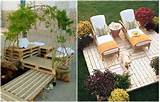 awesome ideas to use pallets for garden decor