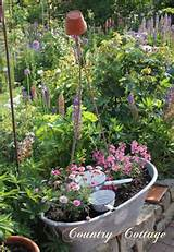 country garden | Garden Ideas | Pinterest