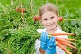 consigli utili per coltivare l'orto con i bambini