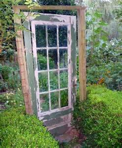 Rustic Garden Gate garden-ideas | doors | Pinterest