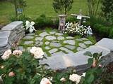 Memorial garden. | Memorial Garden | Pinterest