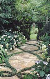 41 ingenious and beautiful diy garden path ideas to realize in your