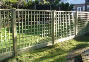 Fencing Panels, Cheap Garden Fence Panels, Wooden Posts, Trellis
