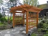 Trellis and Arbor Ideas | Gardening | Pinterest