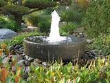 Unique Garden Fountain Ideas
