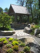 ... ideas with Asian garden house gravel oriental rock stone stone path