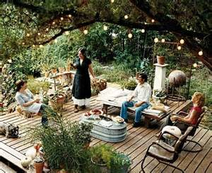 My Decor Education: Pinterest Inspiration - chic inner city gardens ...