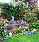 Colorful garden | Flower Garden Ideas | Pinterest
