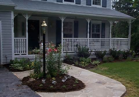 Home Decoration Designs: Front Porch Designs