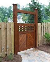 green gate using reclaimed lumber designed and built by atlanta