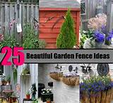 25+ Creative And Beautiful Garden Fence Ideas | DIY Cozy Home World ...