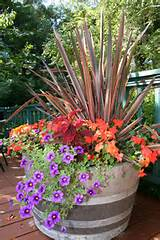 ... containers that can be used to create a stunning container garden