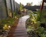 contemporary-landscape-garden-path-ideas-wooden-garden-path