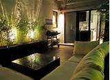 ... room contemporary decorating ideas with unique indoor garden with cool