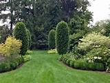formal english garden traditional landscape new york by