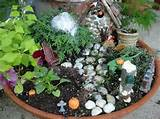 ... Fairy Garden | Miniature Fairy, Gnome, etc. Garden ideas