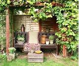 old garden bench with flowers backyard ideas creative ideas for