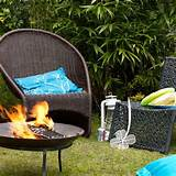 Garden ideas | Garden furniture | Fire pit | Alfresco entertaining ...