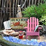 beach fairy garden fairy homes pinterest