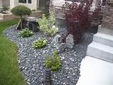 river stone landscaping ideas front landscape ideas
