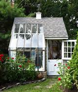Green House - Dutch Door - She Sheds - Backyard Ideas - Studio Space