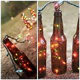 18 beer bottle table runner