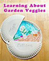 garden arts and crafts for preschool