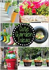 Cute Gardening Ideas - Fun ideas to add some flare to your garden ...
