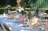 Little Sooti: {Real Parties} Vintage Tea Garden Party