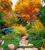 Fall Garden Retreat